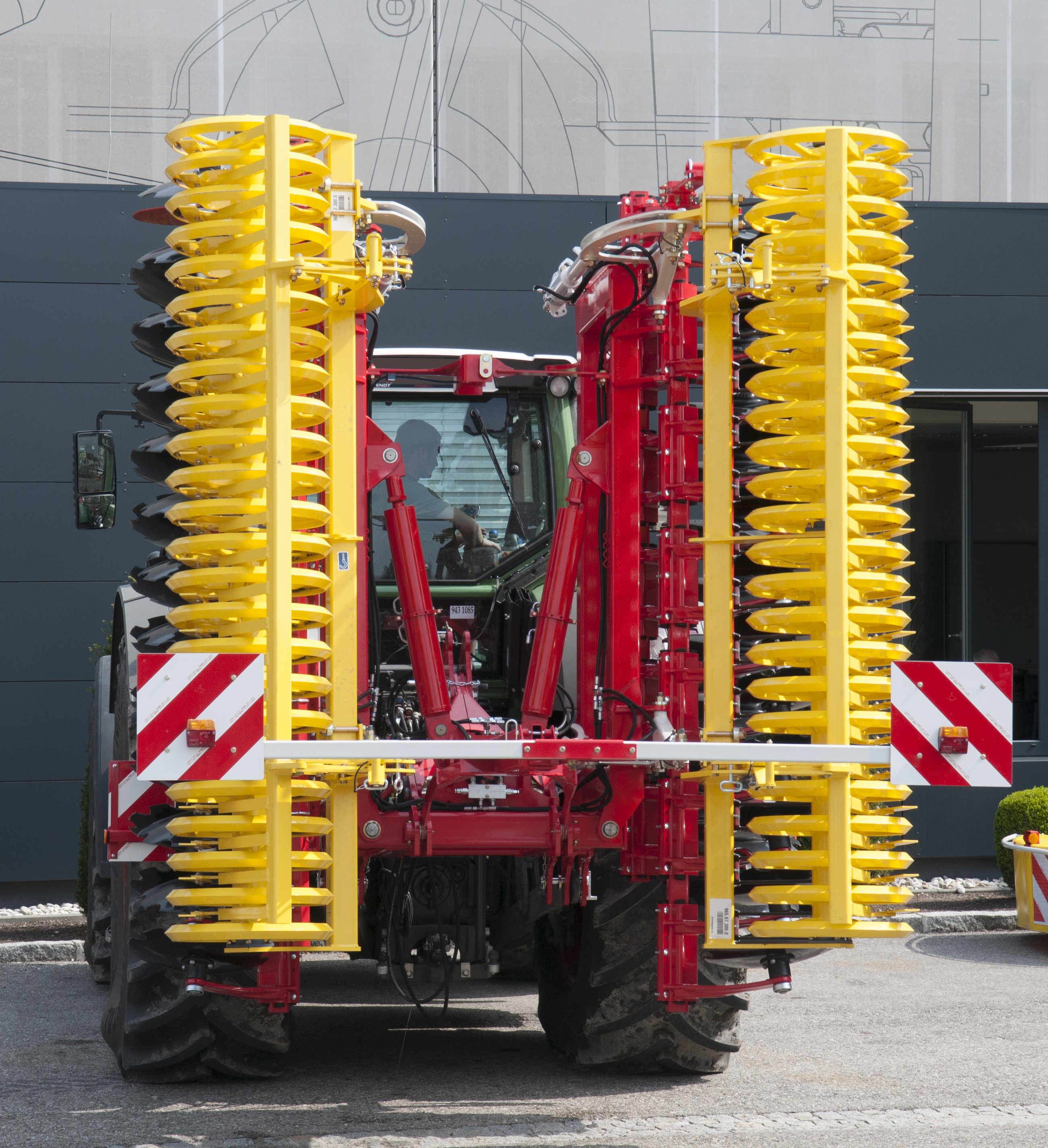 Pottinger Tillage Terradisc 6001 K