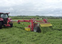 Pottinger Grassland Mowers 307 T ED