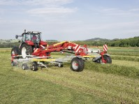 Pottinger Grassland Rake TOP 962 C