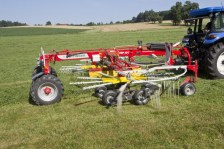 Pottinger Grassland Rake Top 612 C