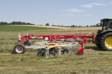 Pottinger Grassland Rake Top 762 C