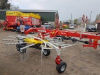 Pottinger TOP 702 C Rake